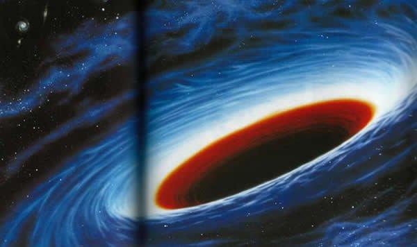 trou noir=propulsion ovni?
